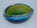 Murano Oval Bowl