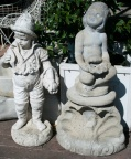 Decorative Garden Sculptures