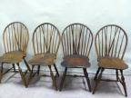 18th Century Bow Back / Brace Back American Windsor Chairs