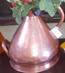 English Antique Copper Measure