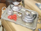 Silver Coffee and Tea Set