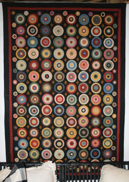 Graphic Fabric Wall Hanging.JPG